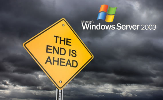 Migrate Window Server 2003