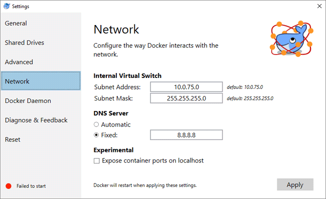 Troubleshooting Docker Issues on Hyper-V in Windows 10 - TechBrij