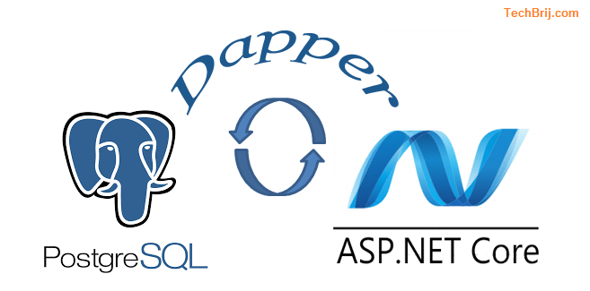 ASP NET Core with PostgreSQL and Dapper - CRUD Operations