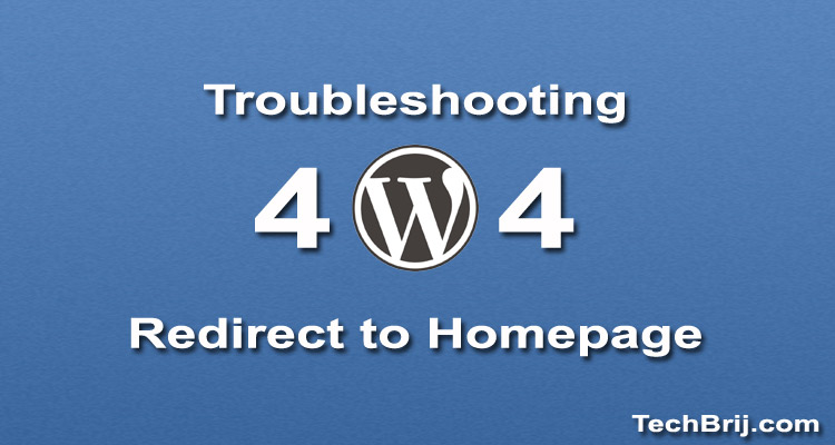 wordpress-fix-404-redirect