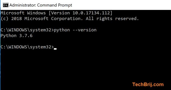 python-install