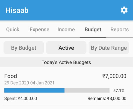 android-hisaab-techbrij-budget-app