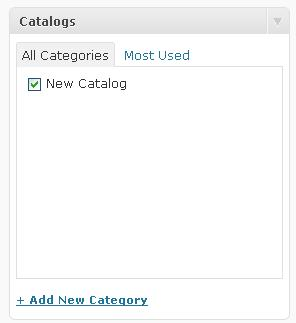 wordpress-catalog-custom