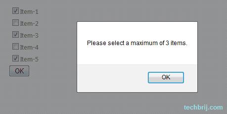 max limit asp.net checkboxlist